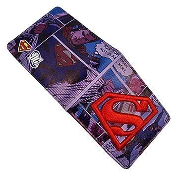 Cartera de Regalo de Marvel Comics con diseño de Superman Bat-Man, para Hombre o niño, con diseño de Anime: Amazon.es: Hogar