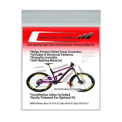 Self-Healing Clear Paint Protection Bra--Universal Bicycle - Protection Invisible Paint