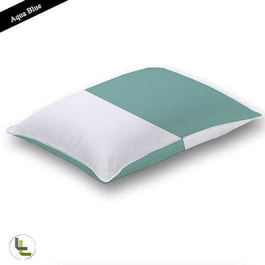 Scala 2pcs Multi Color Almohada Par 100% de algodón Egipcio 300 ...