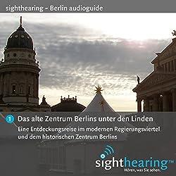 Das alte Zentrum Berlins unter den Linden