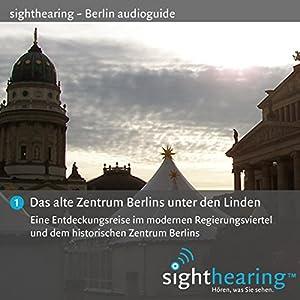 Das alte Zentrum Berlins unter den Linden Hörbuch