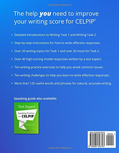 Test Expert: Writing Practice for CELPIP®: Christien Lee ...