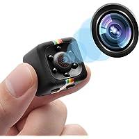 Spy Camera Wireless Hidden Camera, Zohulu 1080P Mini Spy Hidden Camaras Espias, Smallest Wireless Covert Security Nanny…