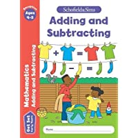 Get Set Mathematics: Adding and Subtracting, Early Years Foundation Stage, Ages 4-5