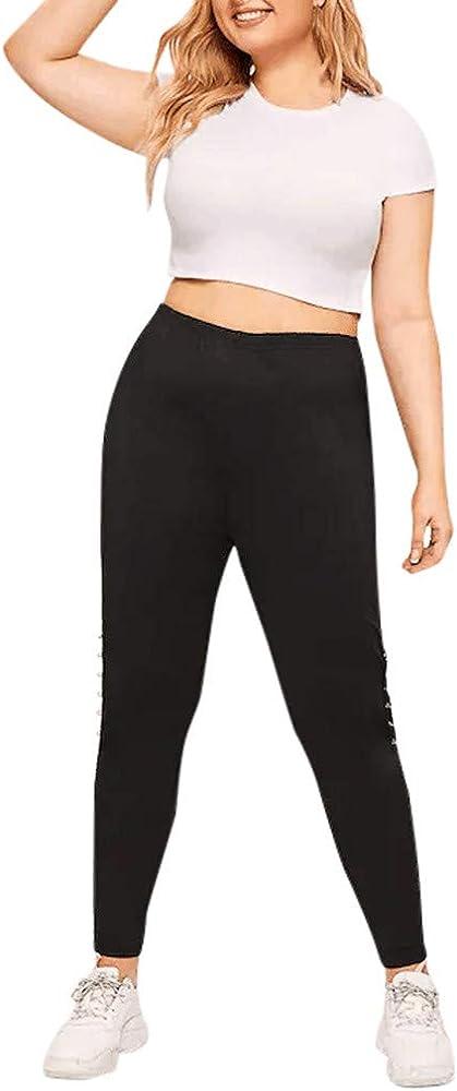 ZARLLE_Pantalones Tallas Grandes Mujer Pantalones de chándal ...