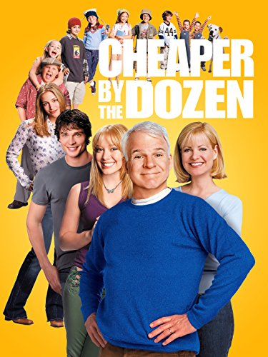 Cheaper By The Dozen (2003) (Bonnie Hunt Cheaper By The Dozen 2)