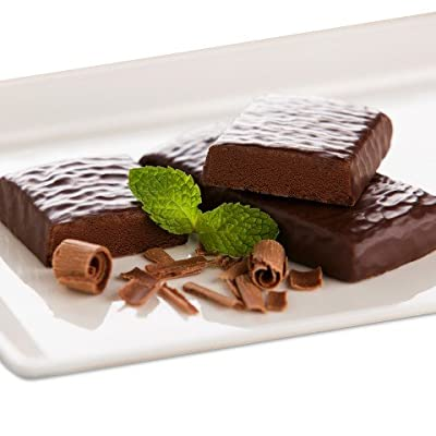 Doctors Best Weight Loss - High Protein Diet Bars - Chocolate Mint 7/box