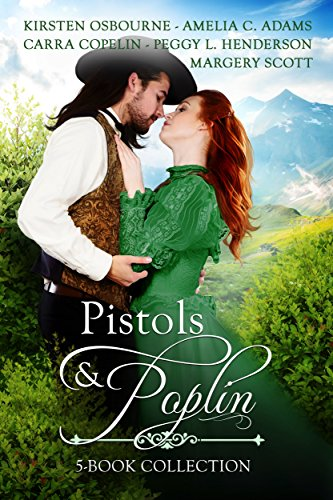 Pistols and Poplin: 5 Book Collection cover