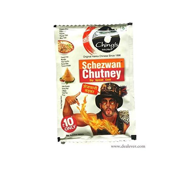 Chings Secret Schezwan Chutney (Pack Of 20)