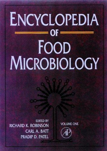 Encyclopedia of Food Microbiology, Three-Volume Set Pdf