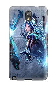 High-end Case Cover Protector For Galaxy Note 3(irelia)