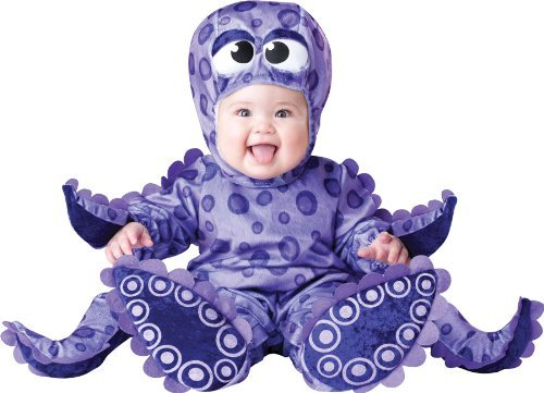 Tiny Tentacles Costume - Infant Large