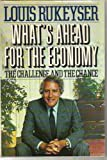 What's Ahead for the Economy, Louis Rukeyser, 0671449966