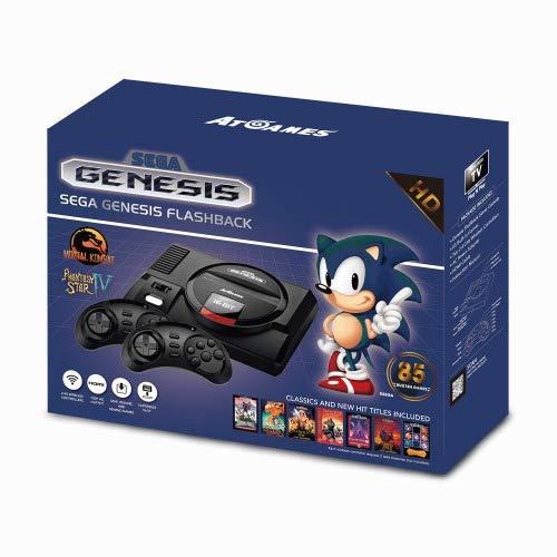 Sega Genesis Flashback HD 2017 C...