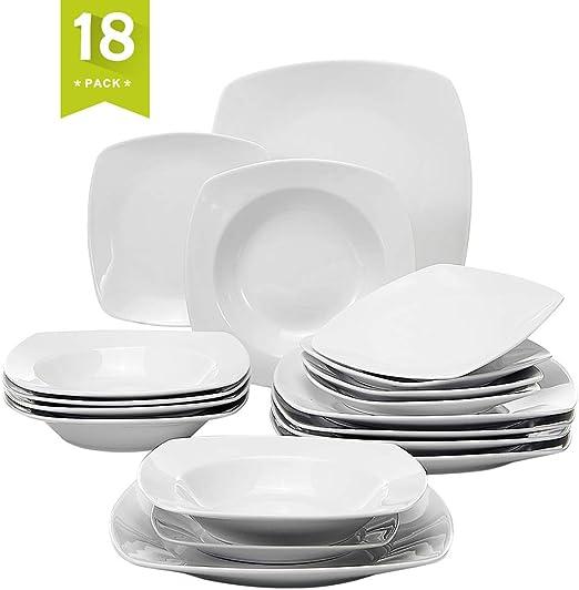 33Pcs Dollhouse Miniature Tableware Plastic Plate Dishes Set Mini Food