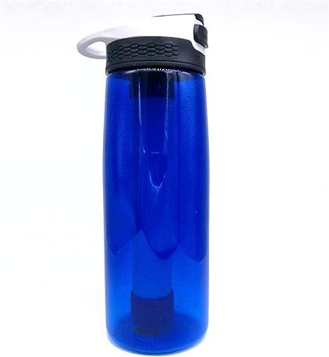 Tripent Botella De Filtro De Agua De Camping Purificador Personal ...