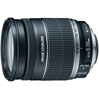 Canon EF-S 18-200mm f/3.5-5.6 IS Standard Zoom Lens for Canon DSLR Cameras (B001ET6QFY) | Amazon Products
