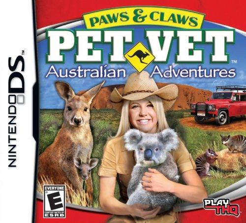(Paws & Claws Pet Vet Australian Adventure - Nintendo DS)