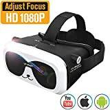 Sealegend VR Headset for 3D Videos Games Fit 6.0 Inches and...