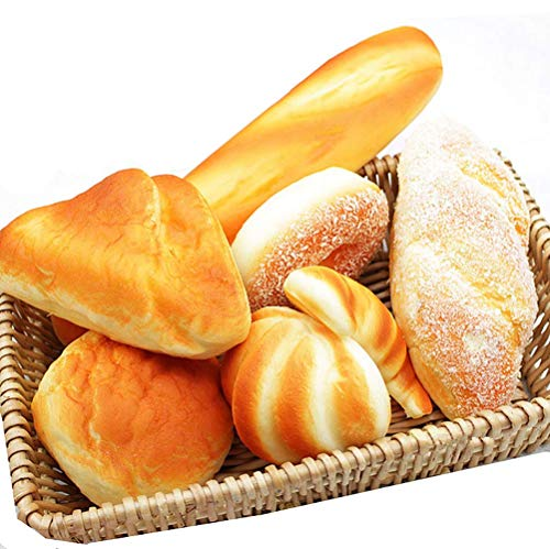 fake food bread - 2