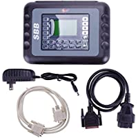 ExGizmo Universal Car Key Programmer Transponder SBB V33.02 Diagnostic Tool Multi-Language