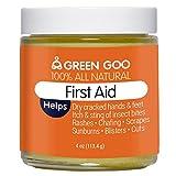 Green Goo All-Natural Skin Care, First Aid, Jar, 4 Ounce
