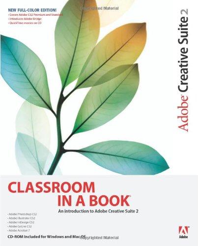 Adobe Creative Suite 2 Classroom in a Book -