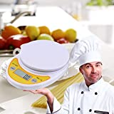 VITO Scales Wh-b04 5kg/1g LCD Digital Electronic Kitchen Scale for Food Balance Weighing Ww Health O Meter