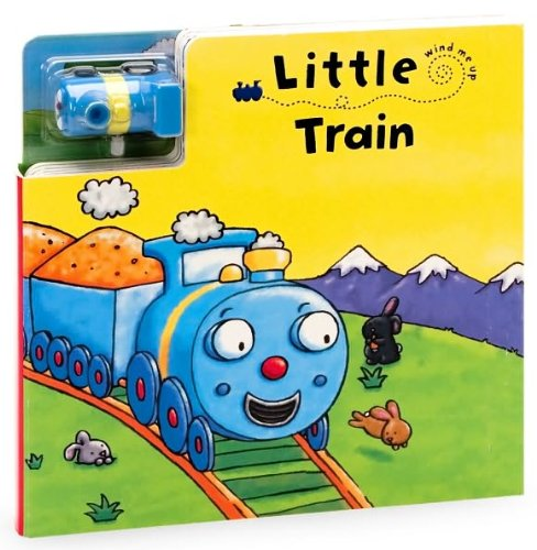 Little Train (Wind Me Up Series) pdf epub