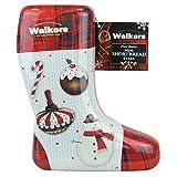 Walkers - Pure Butter Mini Shortbread Stars - Stocking Tin - 200g