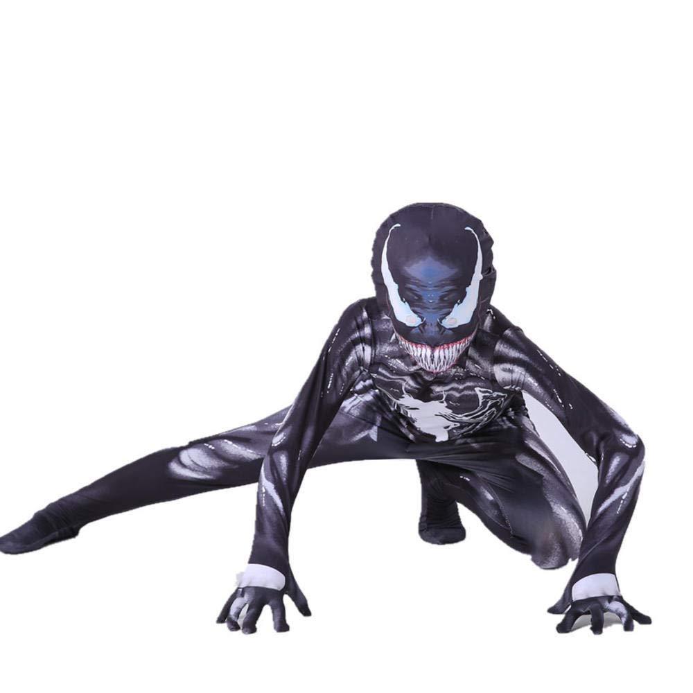 RunJuWuYe Disfraz de Venom para niños Cosplay de niños ...