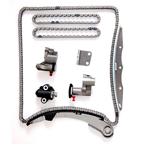 ECCPP Fits 2004-2008 Nissan Maxima 3.5L V6 DOHC 24 Valve Eng VQ35DE Timing Chain Kit (Timing Maxima Chain)
