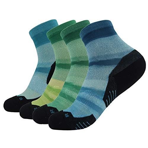Buy mens green socks casual