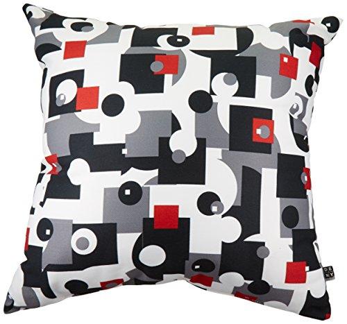 Metro Modern Sofa (Deny Designs Lisa Argyropoulos Metro Throw Pillow, 20 x 20)