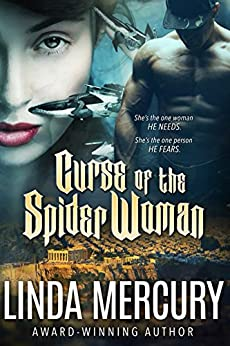 Curse of the Spider Woman by [Mercury, Linda]