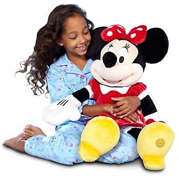 "Amazon.com: Disney Store 42"" Minnie Mouse Plush Toy: Extra"