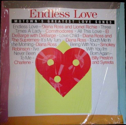 Endless Love Motown's Greatest Love Songs