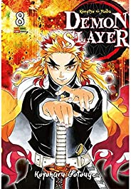 Demon Slayer - Kimetsu No Yaiba Vol. 8
