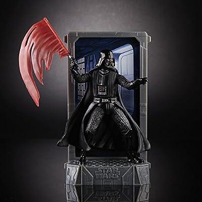 Star Wars Black Series Titanium Series Darth Vader, 3.75-inch: Toys & Games