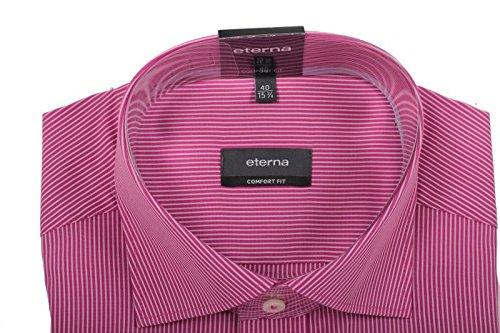 ETERNA Hemd langarm pink