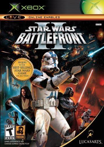 Star Wars Battlefront II - Xbox by LucasArts: Amazon.es: Videojuegos