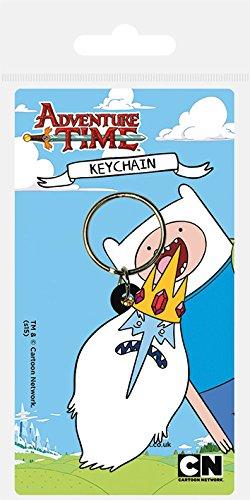 Adventure Time rk38549C Ice King Gummi Schlüsselanhänger