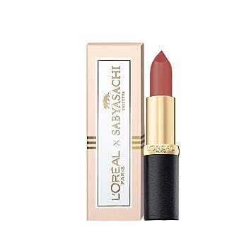 Buy L\'Oreal Paris Color Riche Moist Matte Lipstick, 242 Rose Nuance ...