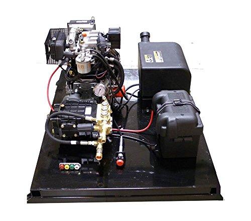 Cam Spray 4000D Skid Mount Diesel