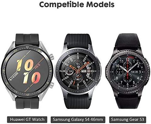 Amazon.com: NotoCity - Correa de silicona para reloj Huawei ...