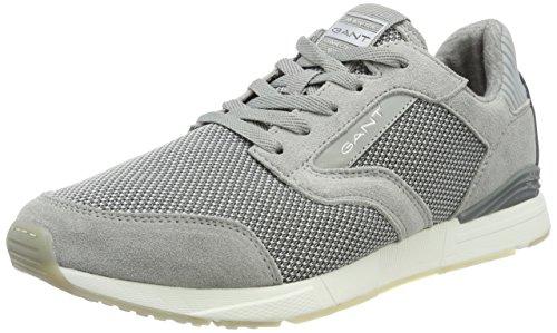 Ma?tre Adragante Chaussure Andrew, Grau (gris Neige Fondue)