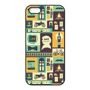 LeonardCustom Protective TPU Rubber Gel Silicon Coated Cover Case for iphone 6 4.7 , Sherlock LCI5U24