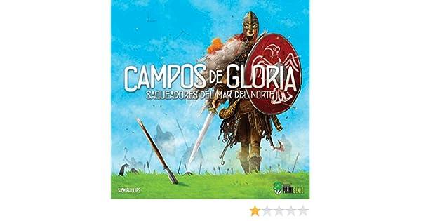 Ediciones Primigenio- Saqueadores del mar del Norte: Campos de Gloria, Color (EPSMEX02): Amazon.es: Juguetes y juegos