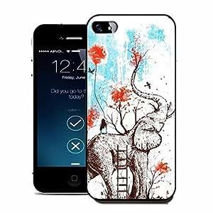 ABCFor SamSung Galaxy S3 Phone Case Cover ase 3D DIY Best PC Hard For SamSung Galaxy S3 Phone Case Cover (Romantic Fairy Elephant) Kimberly Kurzendoerfer