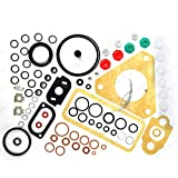 #2: 7135-110 DPA CAV Injector Pump Repair Kit Gasket Seal For Ford Massey Ferguson Lucas Delphi Pump